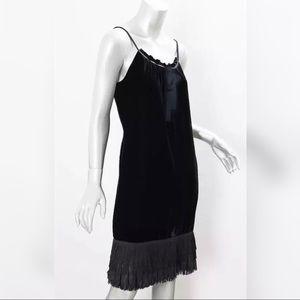 Diane Von Furstenberg DVF Velvet NWT Dress 6